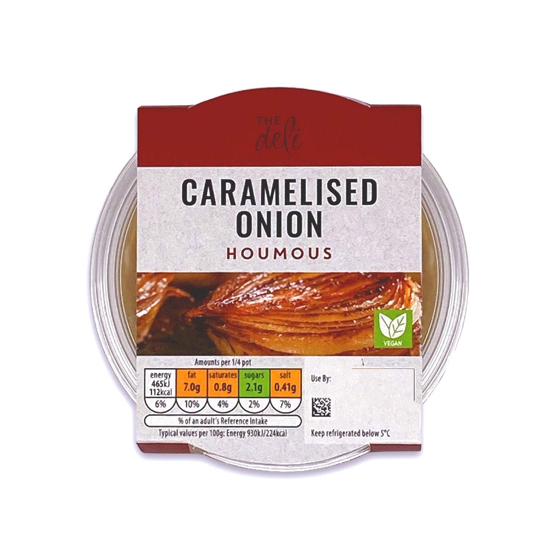 Caramelised Onion Houmous