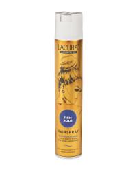 Firm Holding Hairspray