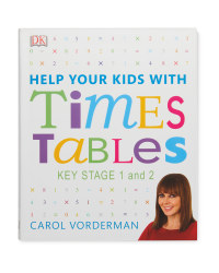 Carol Vorderman Help Times Tables
