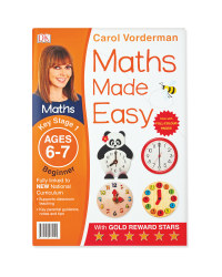 Carol Vorderman Maths Made Easy 6-7