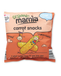 Mamia Carrot Sticks Snack