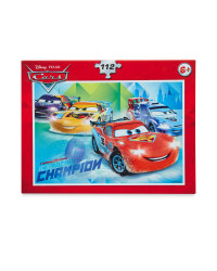 Cars Ice Racers Puzzle