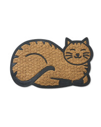 Cat Garden Friends Doormat
