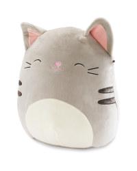 Cuddly Cat Squishmallow Cushion