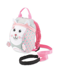 Cat Toddler Reins Backpack
