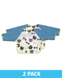 Cats Feeding Bibs 2 Pack