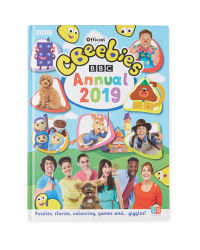 Cbeebies Official 2019 Annual