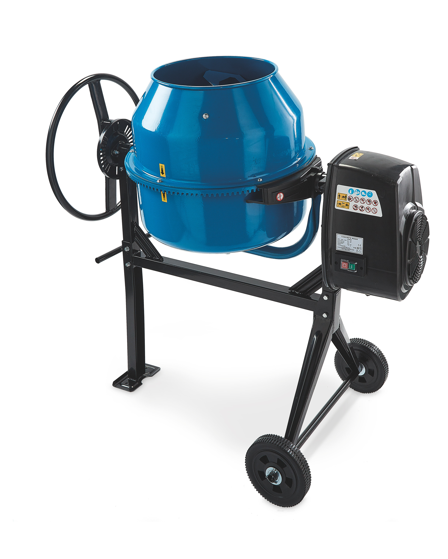 Cement Mixer | Workzone Electric Cement Mixer | ALDI UK