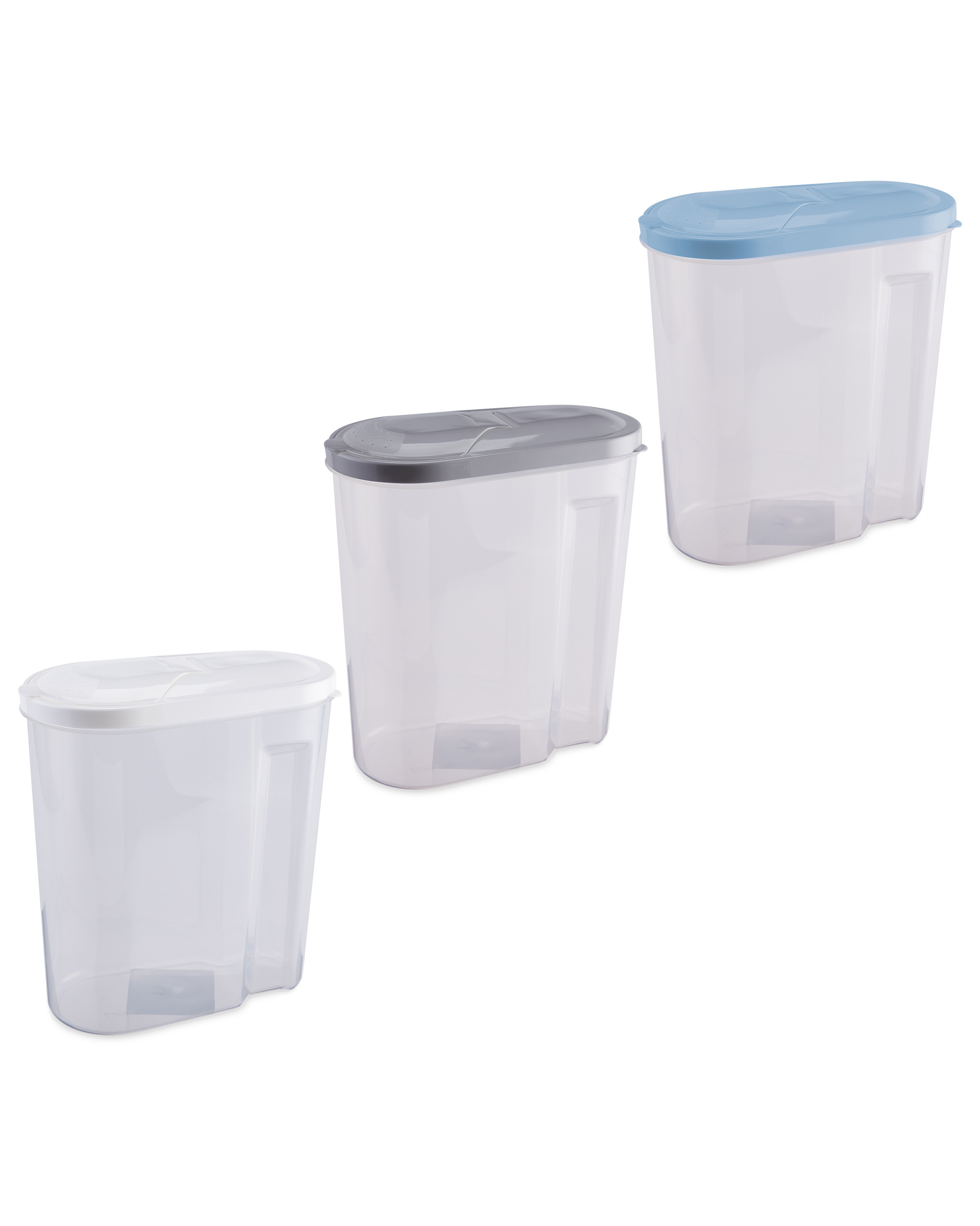 Cereal Containers 2Pk