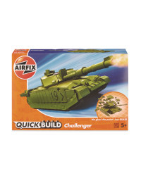 Challenger Tank Quickbuild Set