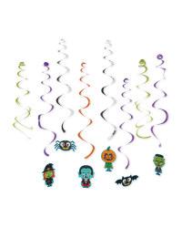 Character Swirl Decorations
