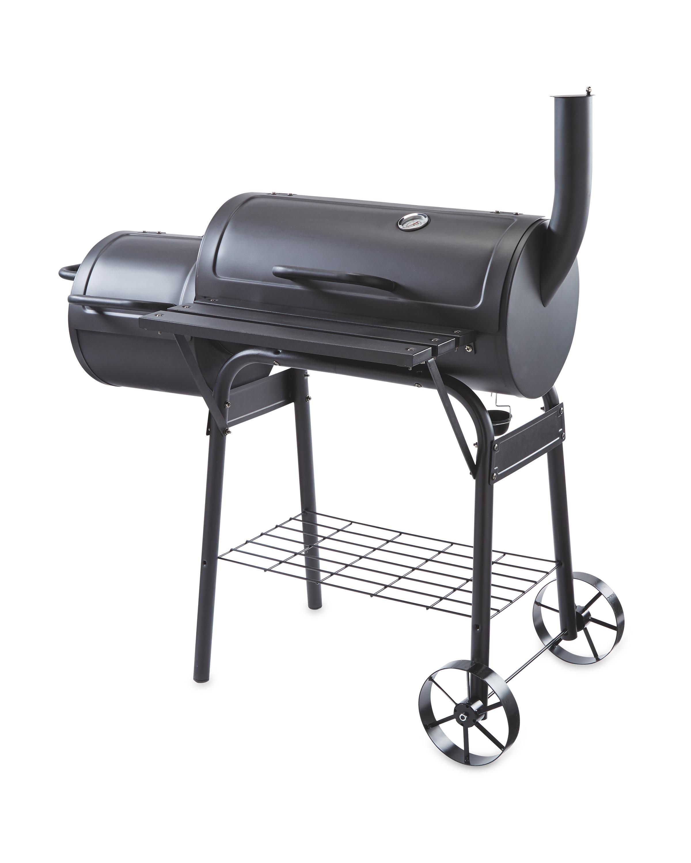 Gardenline Charcoal BBQ Smoker