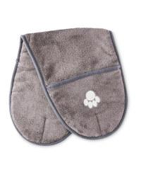 Pet Collection Charcoal Pet Glove