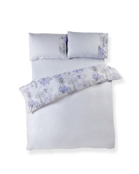 Charlie Pintuck Double Duvet Set