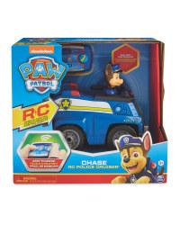 Chase's Paw Patrol Police Cruiser