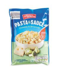 Cheese & Broccoli Pasta & Sauce