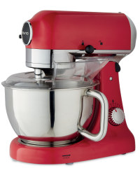 Cherry Red Premium Stand Mixer