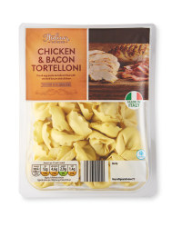 Chicken & Bacon Tortelloni