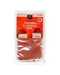 Chicken & Chorizo Pâté
