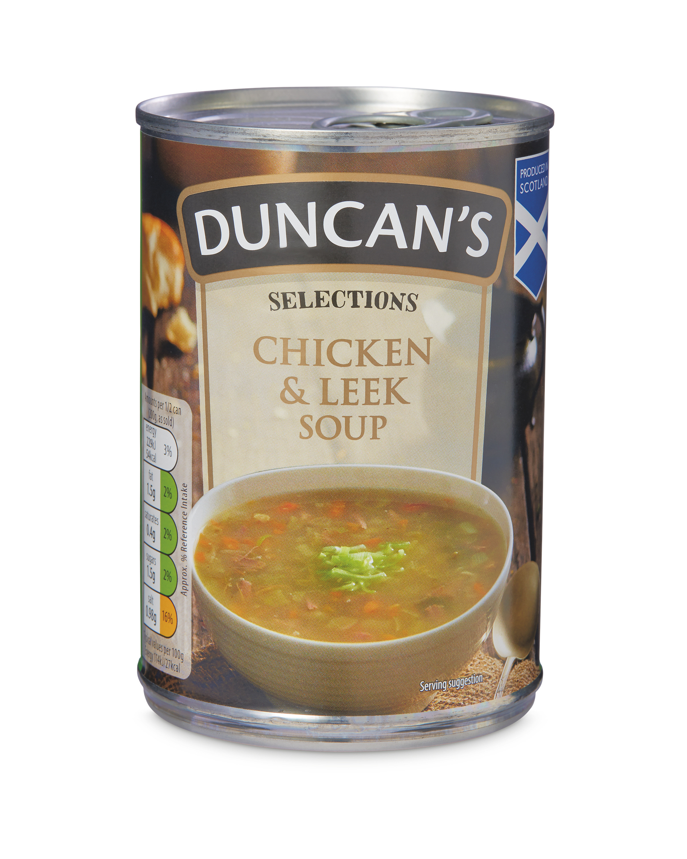 Chicken & Leek Soup