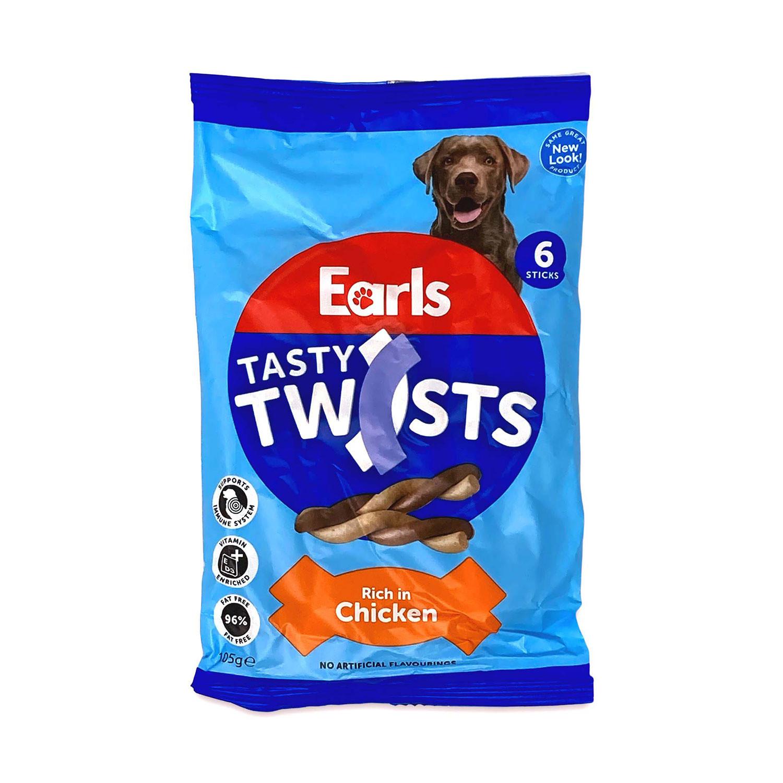 Dog Treats - Chicken Twists