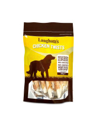 Dog Treats Natural - Chicken Twists