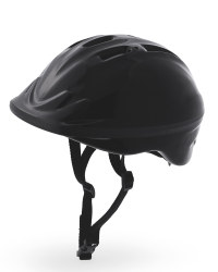 Bikemate Children's Bike Helmet - Black