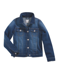 Children's Blue Denim Jacket