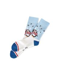 Children's Christmas Socks Penguin