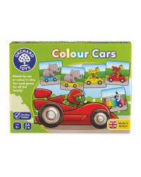 Children's Colour Cars Game