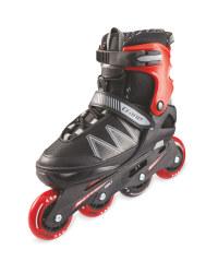Inline Skates Children - Red/Black