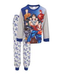 Children's DC Comics Grey Pyjamas