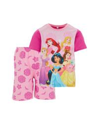Children's Disney Princess Pyjamas