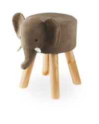 Children's Elephant Shaped Stool