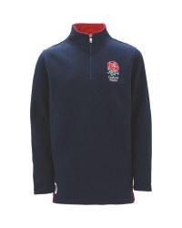 Children's England Rugby Fleece