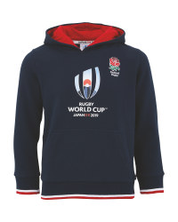 Children's England Rugby Hoody