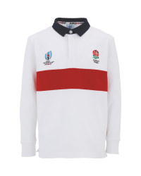 Children's England Rugby Top