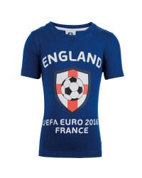 Children's England UEFA 2016 T-Shirt