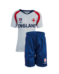 Children's England UEFA Football Kit