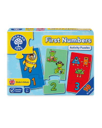 Children's First Numbers Game