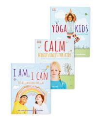 Children's Fitness Books 3 Pack
