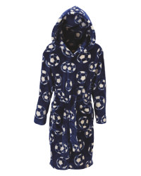 Children's Football Dressing Gown