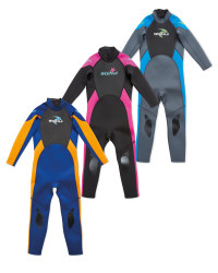 Crane Children's Full Length Wetsuit