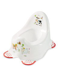 Children's Funny Farm Potty