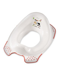Children's Funny Farm Toilet Seat