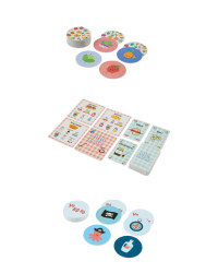 Children's Games Set