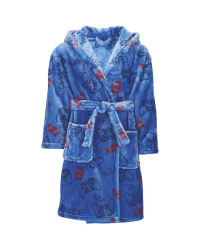 Children's Gaming Dressing Gown