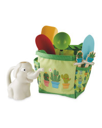 Children's Cactus Gardening Set