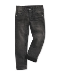 Children's Grey Denim Thermojeans