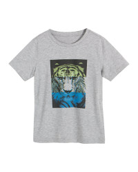 Children's Grey T-Shirt